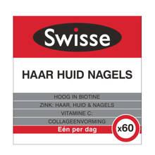 Swisse haar huid nagels voedingssupplement - 60 tabletten