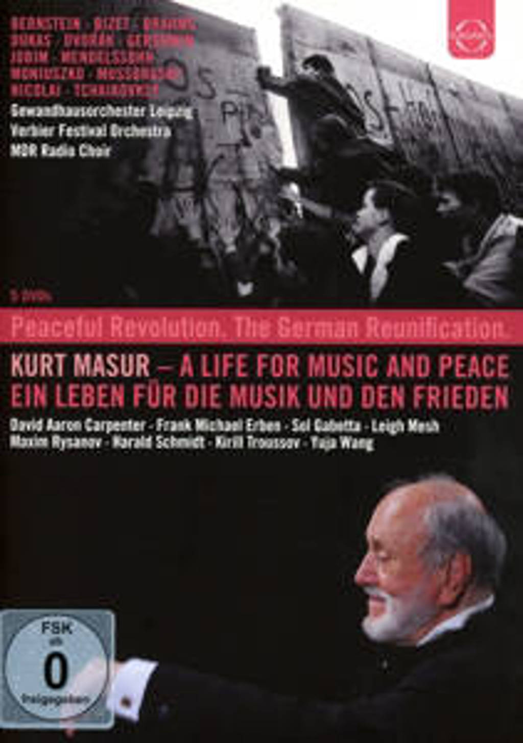 Kurt Masur - Kurt Masur - A Life For Music (DVD)