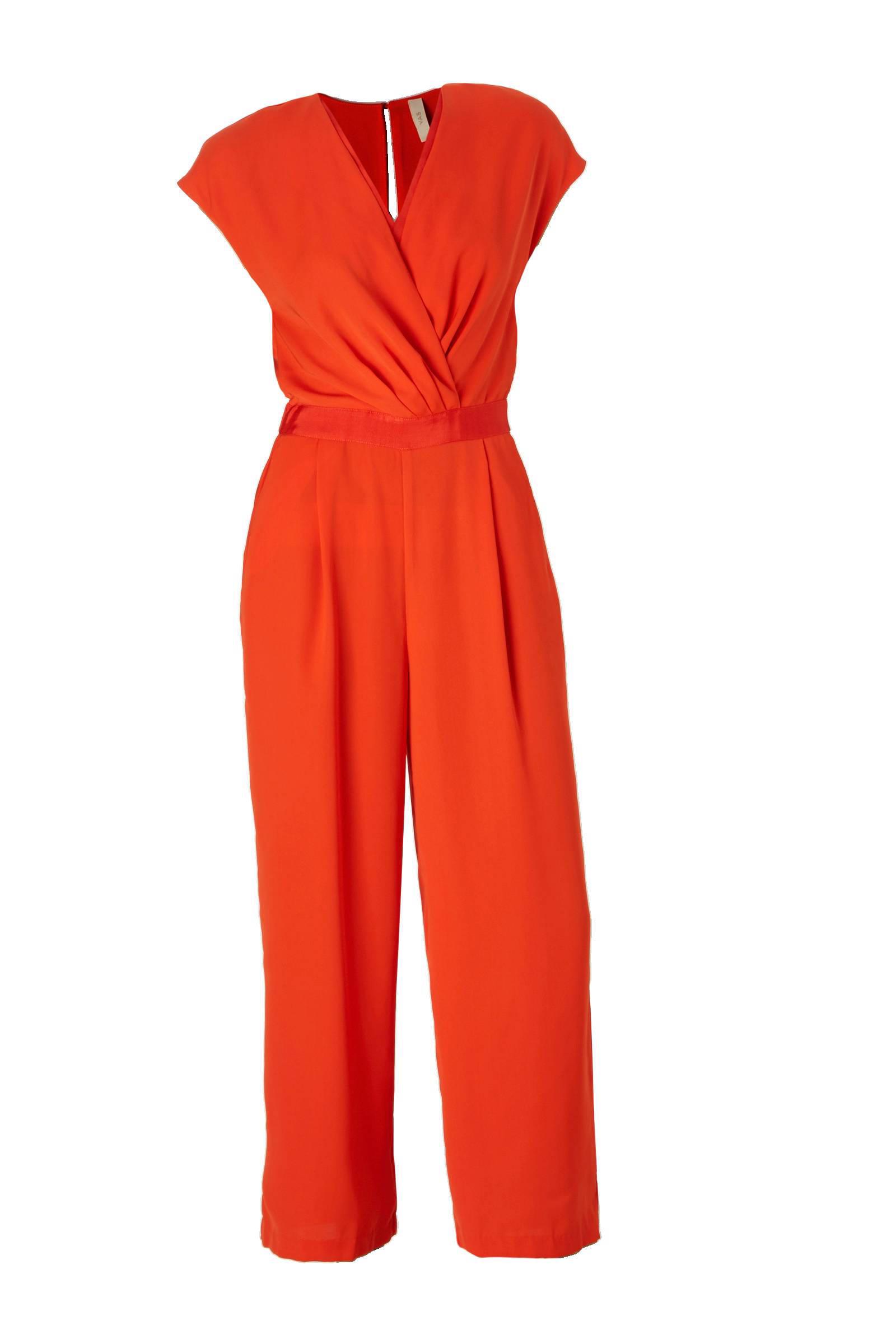 Y.A.S jumpsuit met rugdecolleté (dames)
