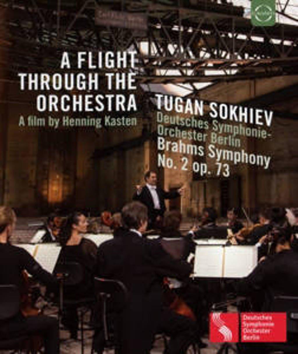 Tugan Sokhiev - A Flight Through The Orchestra (Blu-ray)