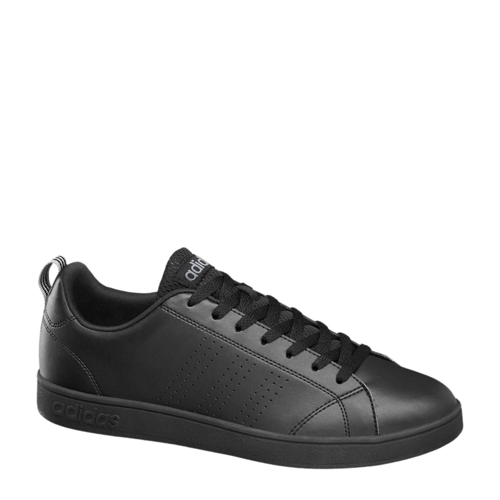 adidas neo Advantage Clean leren sneakers | wehkamp