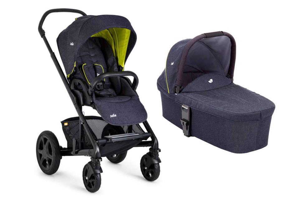 Joie Chrome™ DLX kinderwagen - Denim Zest, Kinder- en wandelwagen