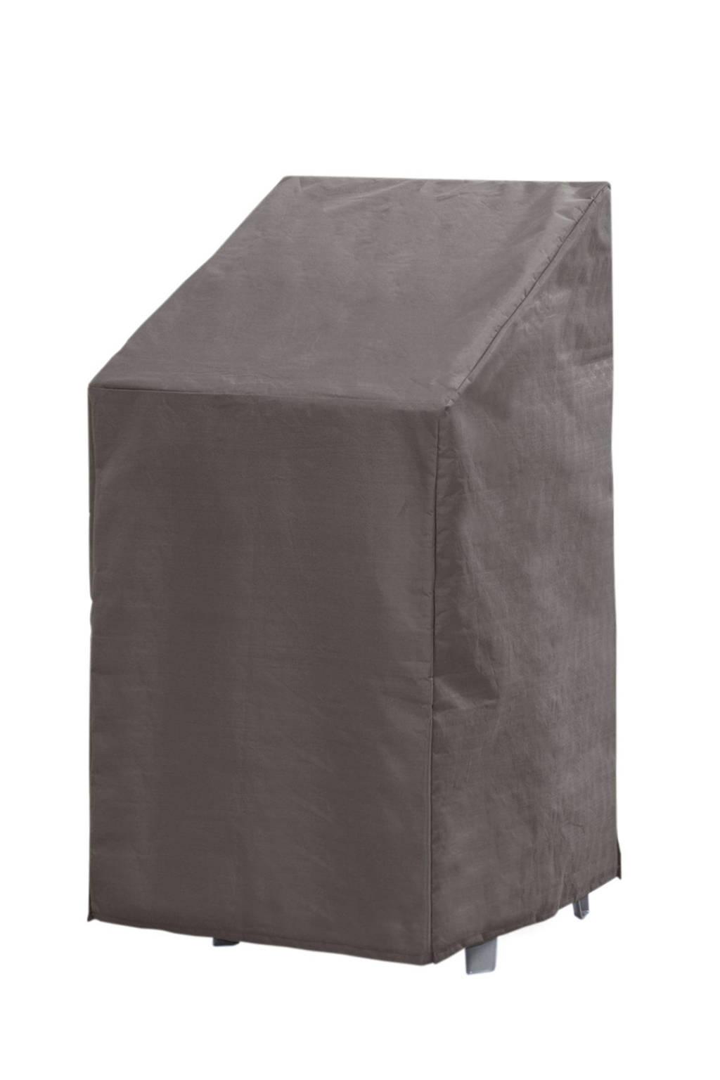 Outdoor Covers tuinmeubelhoes stapelstoelen, Grijs