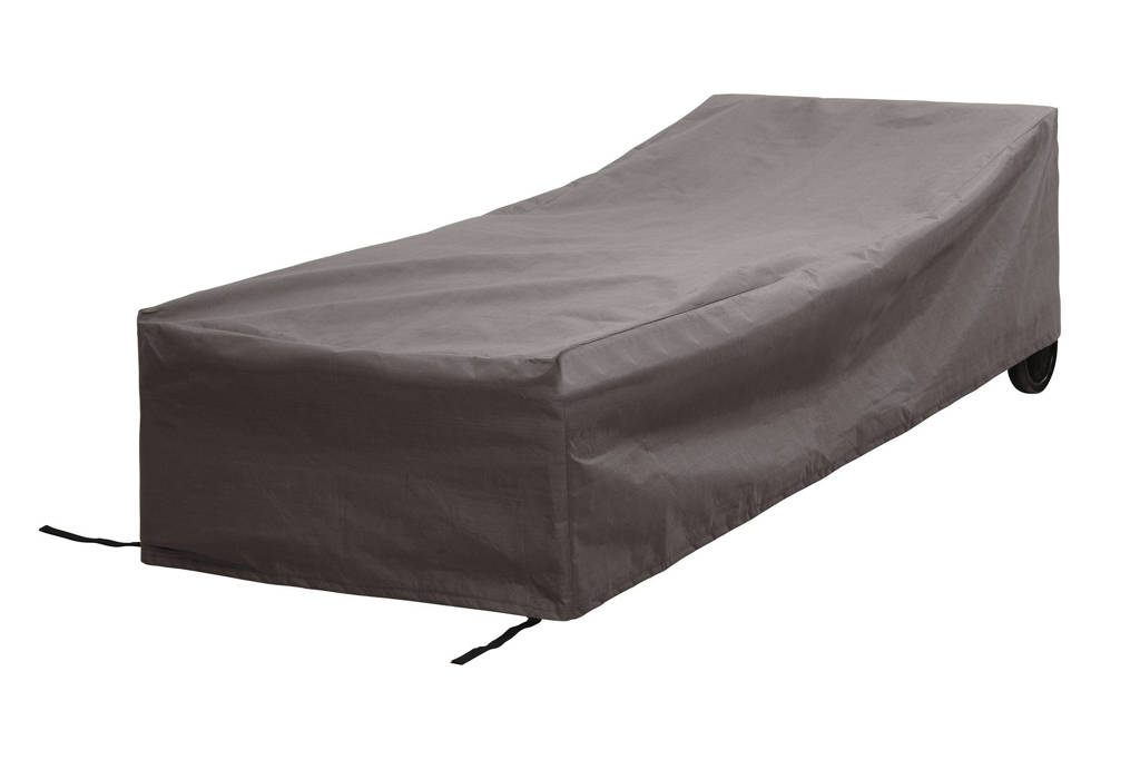 Outdoor Covers tuinmeubelhoes ligbed, Grijs