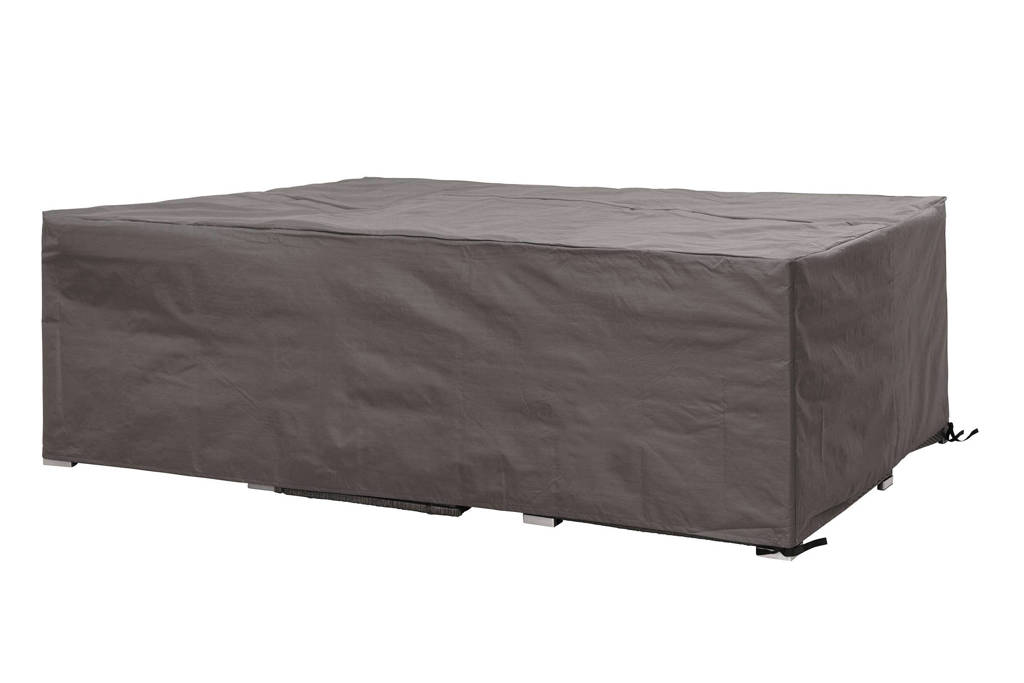 Outdoor Covers tuinmeubelhoes loungeset (280 x 230 cm), Grijs
