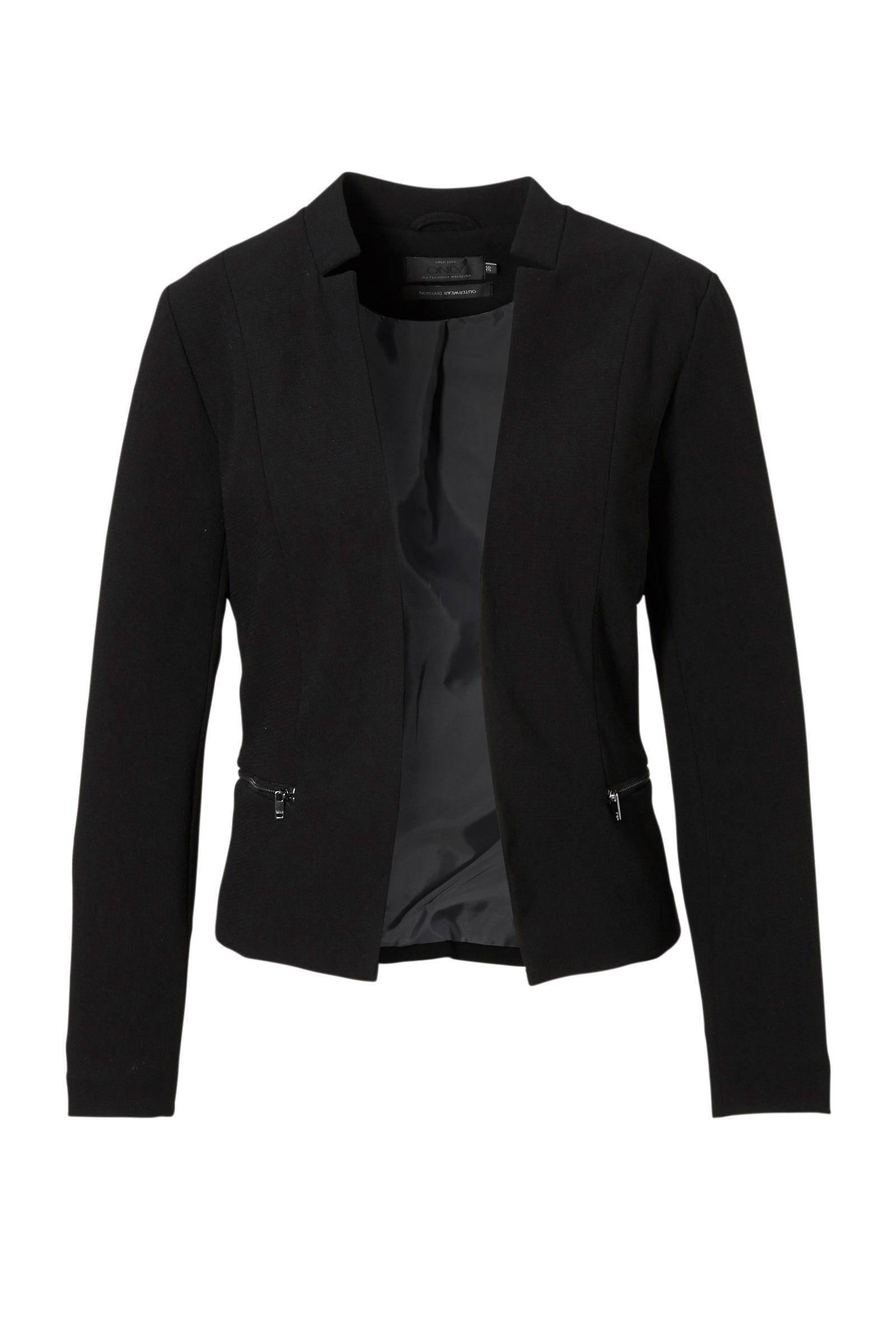 zwarte blazer dames