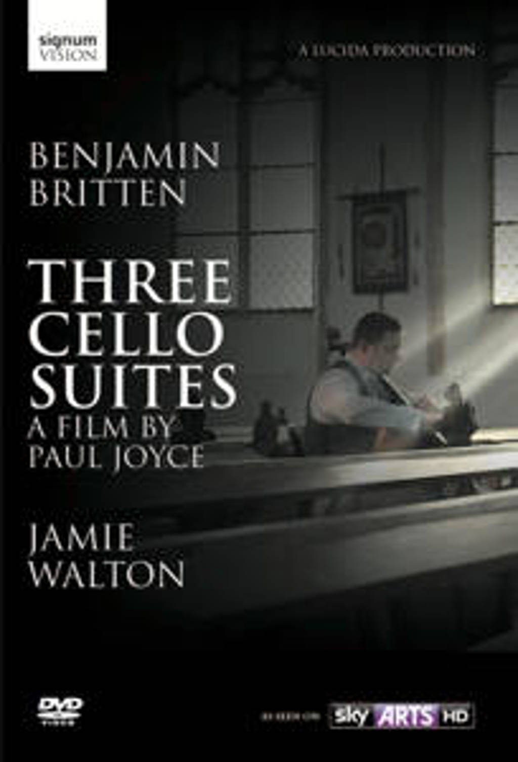 Three Cello Suites - A Film By Paul (DVD)