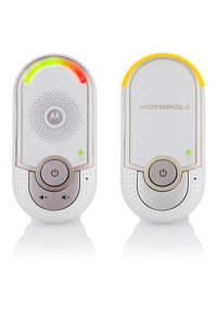 Motorola MBP-8 babyfoon, Wit