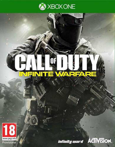 Call of duty – Infinite Warfare (Xbox One)