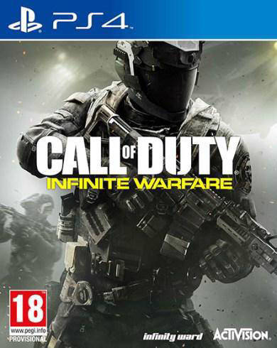Call of duty – Infinite Warfare (PlayStation 4)