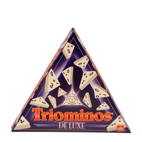 Goliath Triominos deluxe denkspel kopen
