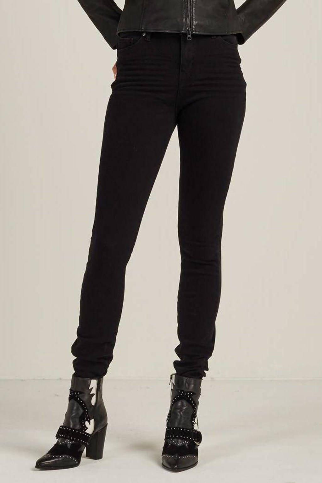 Cars Belinda high waist skinny fit jeans, Black used