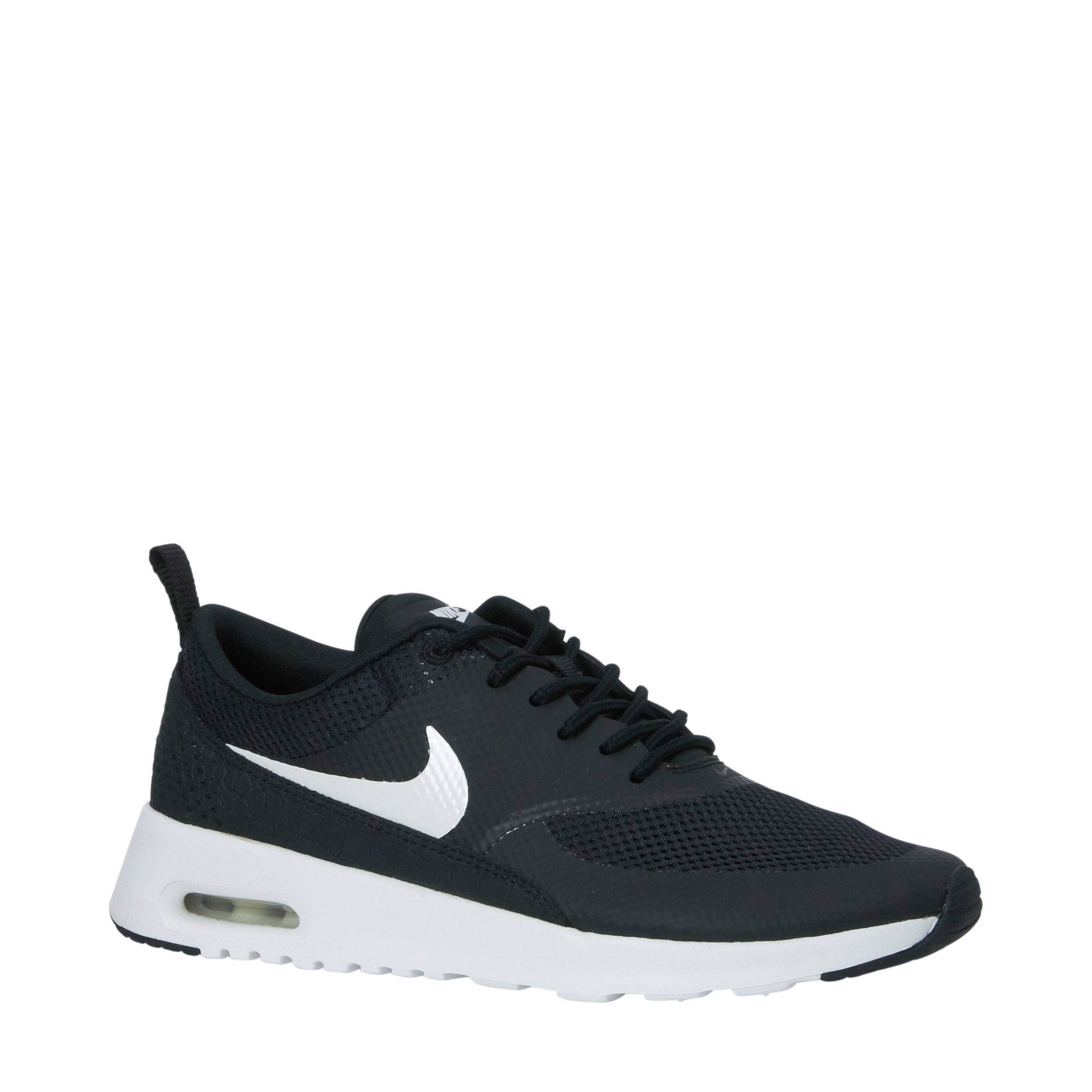 nike air thea zwart dames