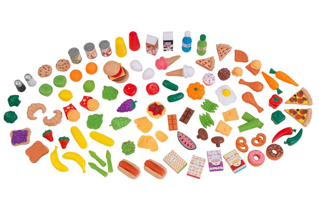 KidKraft  luxe tasty treats etenswaren set