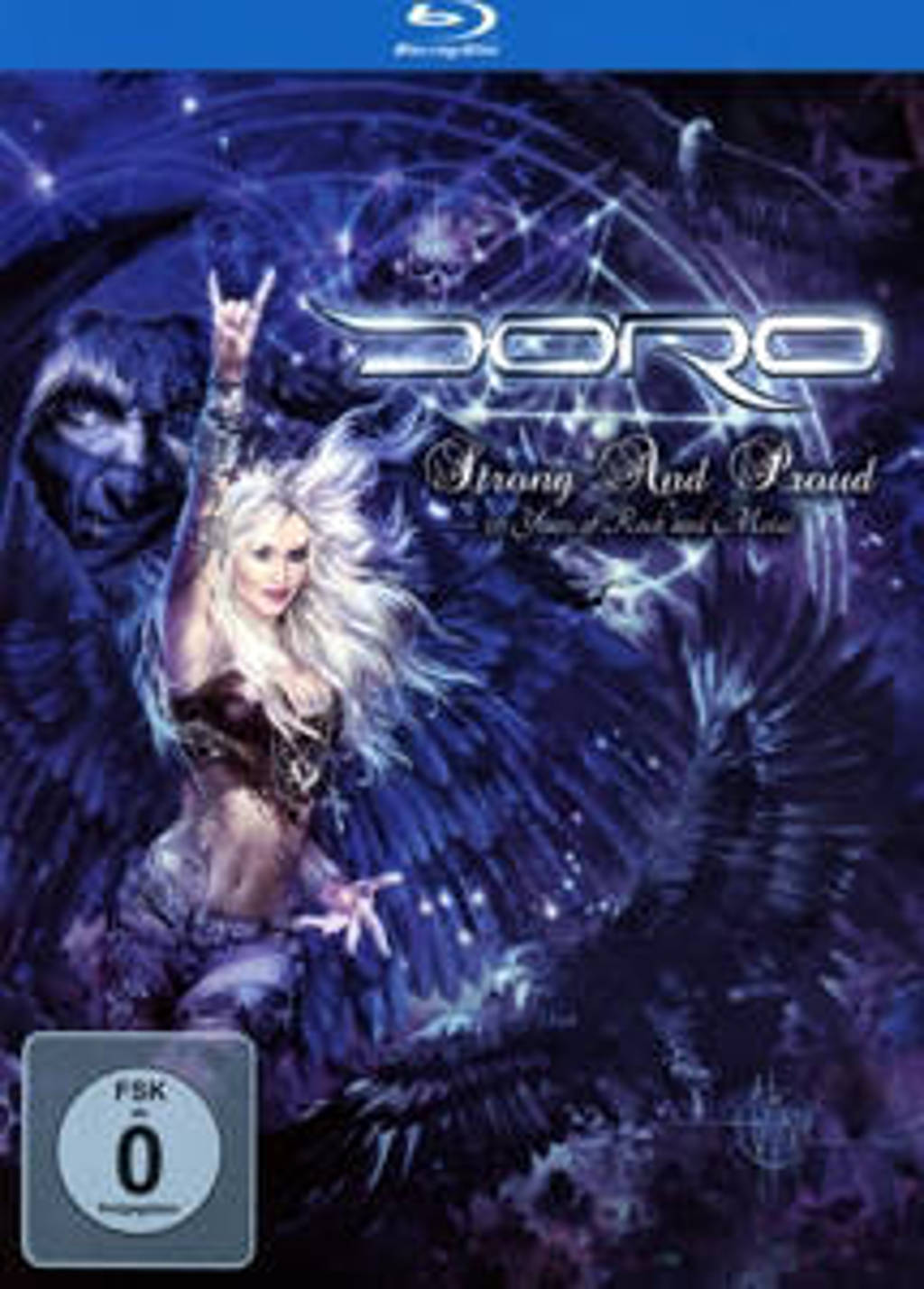 Doro - Strong And Proud (Blu-ray)