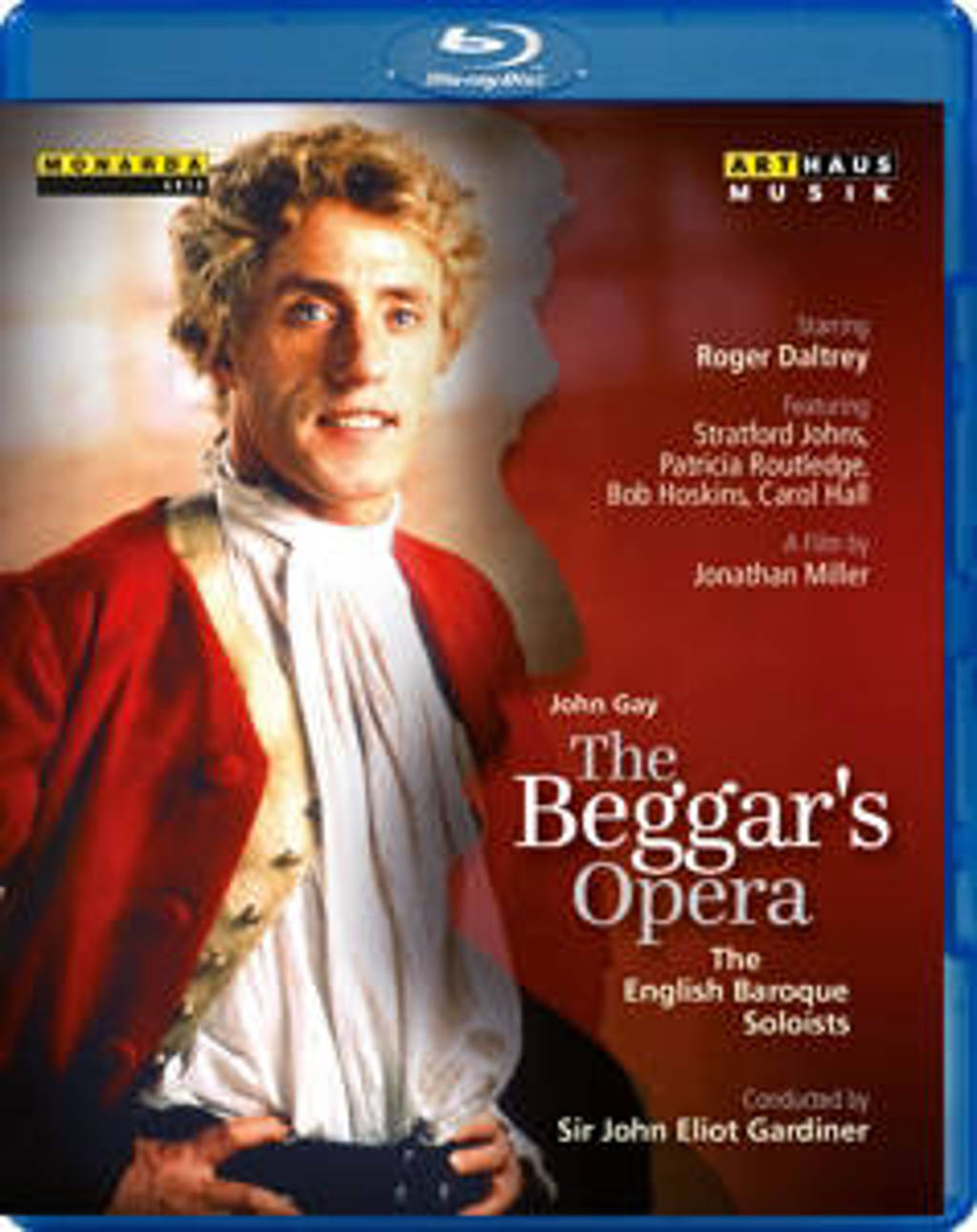 Daltrey,Johns,Routlegde - The Beggars Opera, Gardiner 1983, B (Blu-ray)