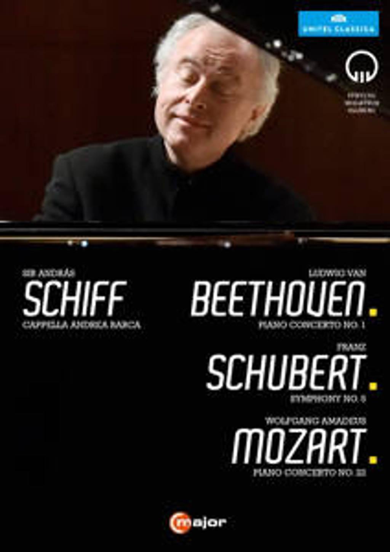 Andras Schiff - Andras Schiff At Mozartwoche 2015 (DVD)