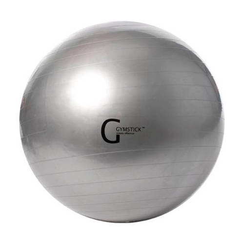 Gymstick fitnessbal (65 cm) + workout DVD