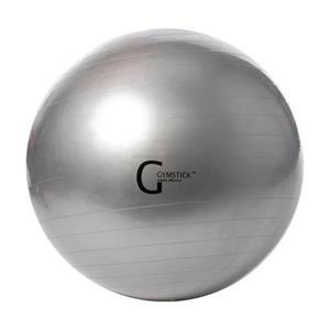 65 cm fitnessbal (65 cm) + instructievideo's