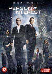 Person of interest - Seizoen 4 (DVD)
