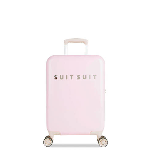 SUITSUIT Koffers Suitcase Fabulous Fifties 20 inch Spinner Roze