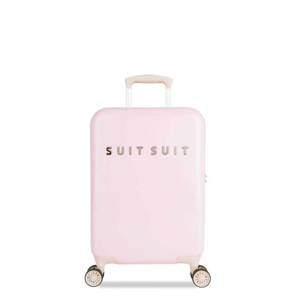 Suitsuit Fabulous Fifties koffer (55 cm), 55x35x20, Pink Dust