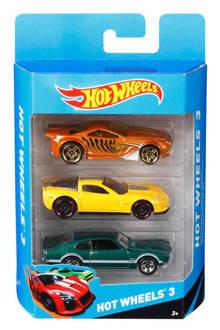 3 auto's set