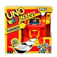 Mattel Uno wild jackpot kaartspel
