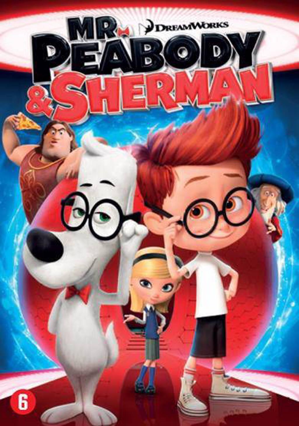 Mr Peabody & Sherman (DVD)
