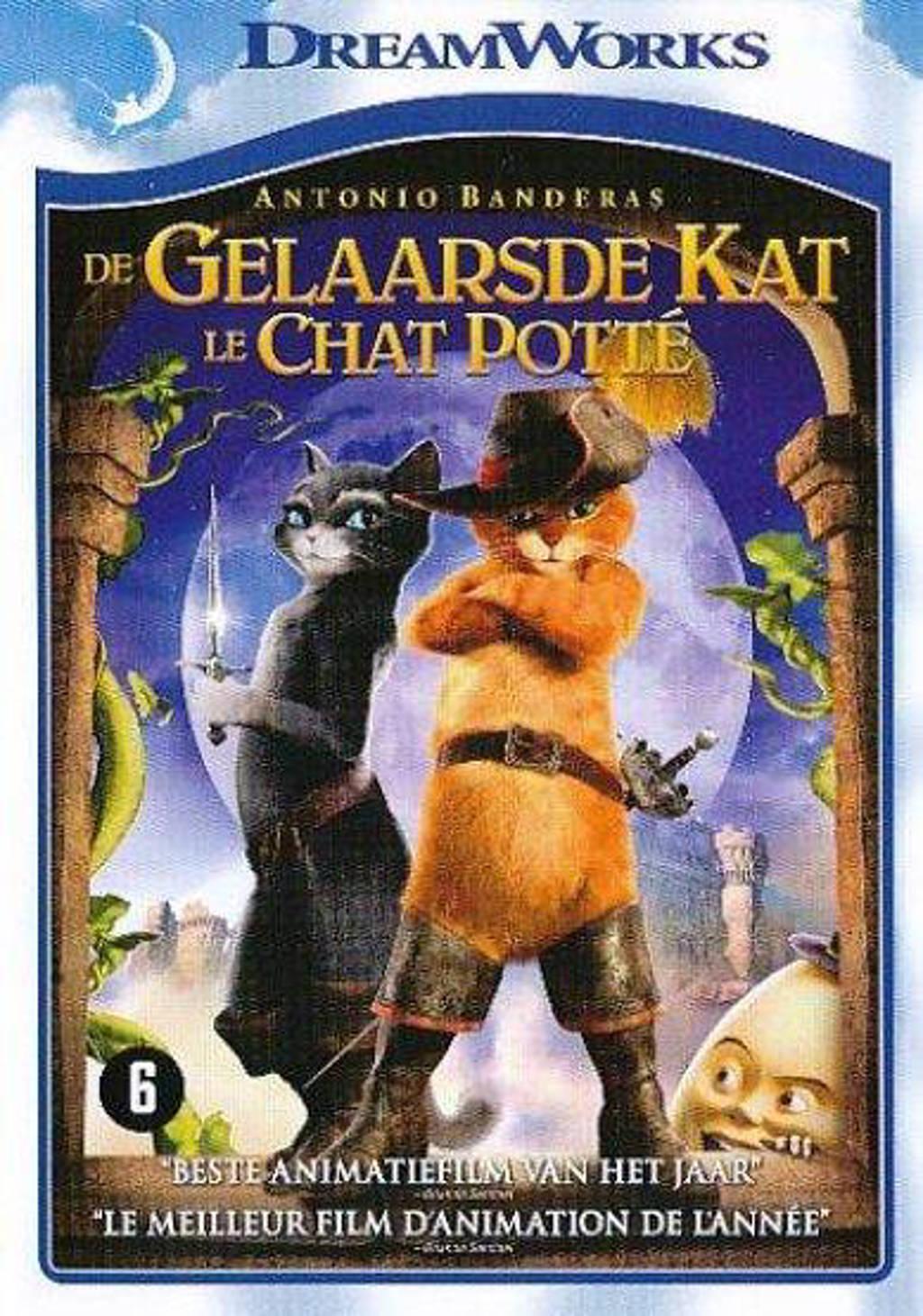 Gelaarsde kat (DVD)