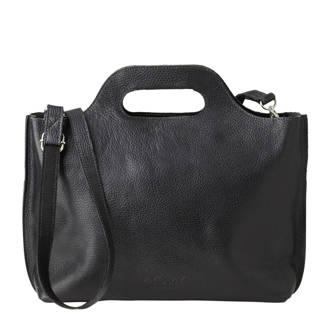 MY CARRY BAG leren handtas
