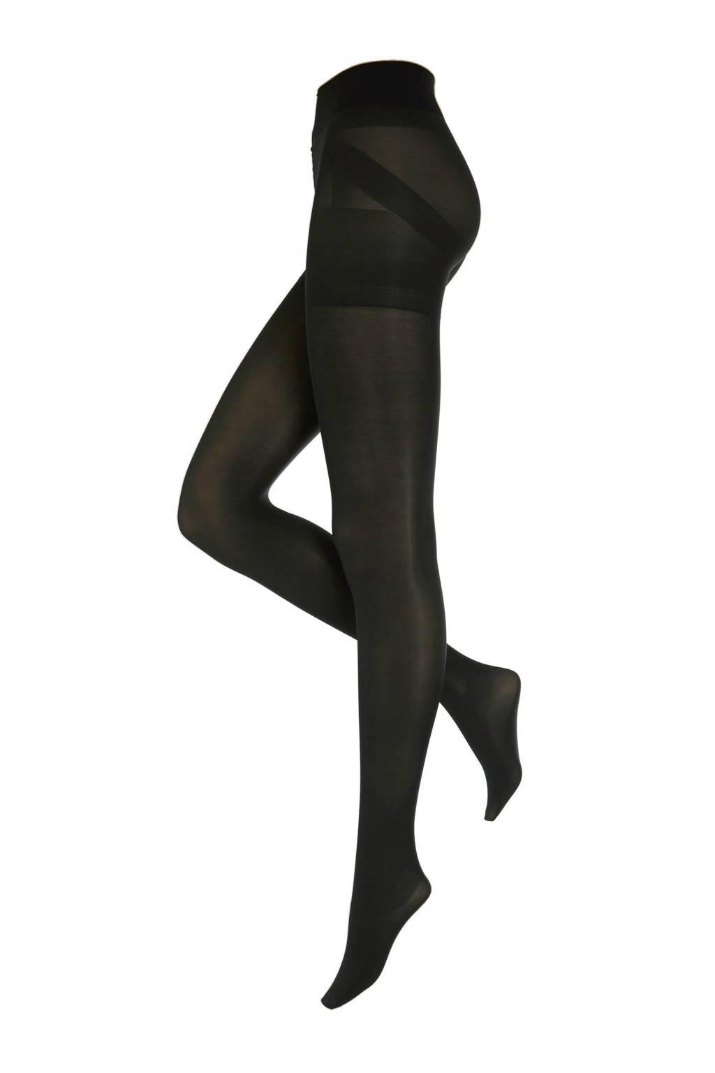 Oroblu panty Shock Up 60 den zwart, Zwart