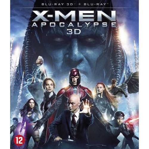 X-men - Apocalypse (3D) (Blu-ray) kopen