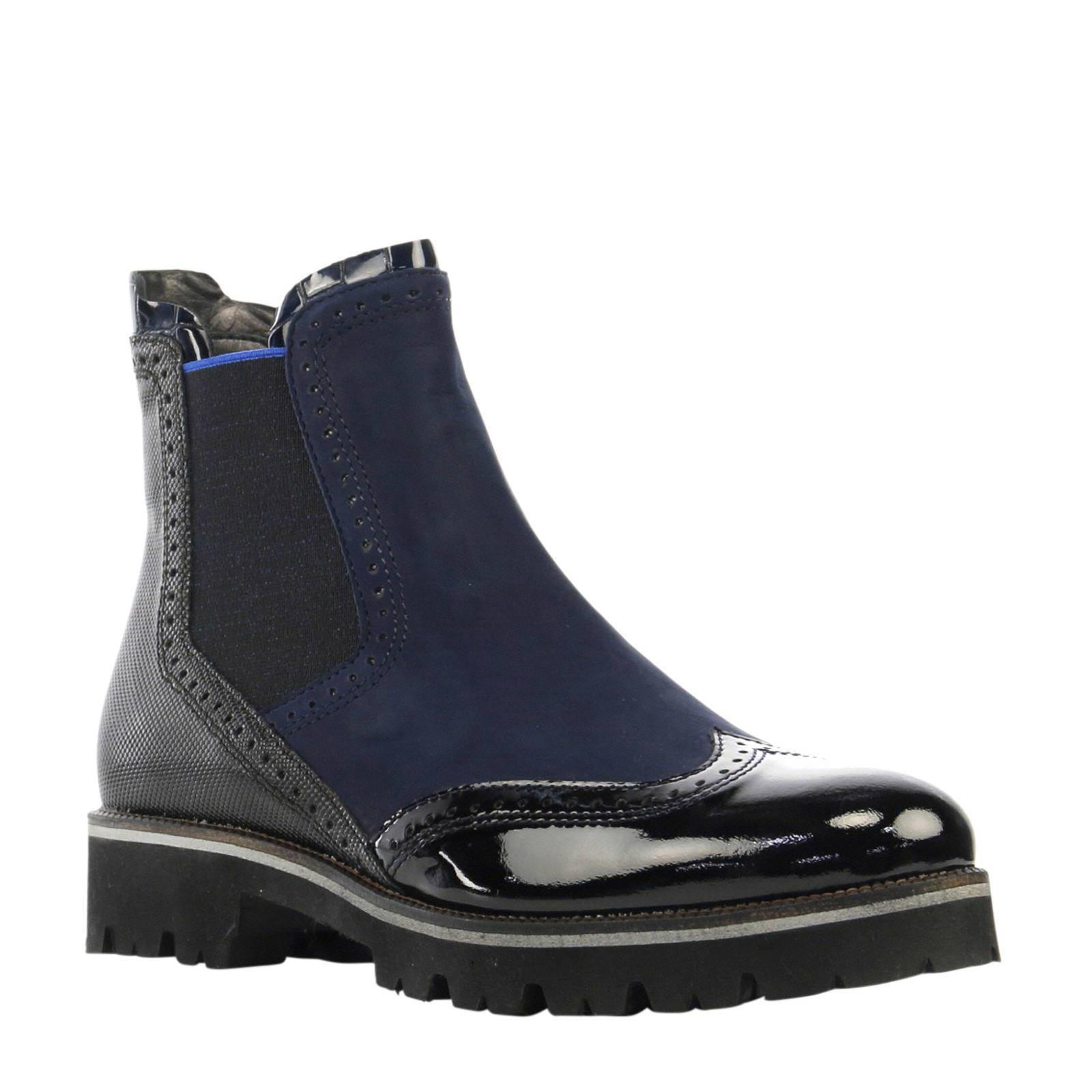 Maripe lakleren chelsea boots   wehkamp 4d9e02a921