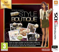 New style boutique (selects) (Nintendo 3DS)