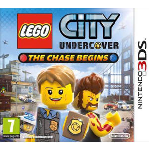 Lego city undercover - The chase begins (selects) (Nintendo 3DS)