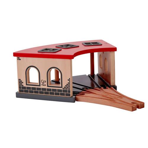 Hape houten locomotiefloods kopen