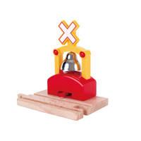 Hape houten automatisch belsignaal