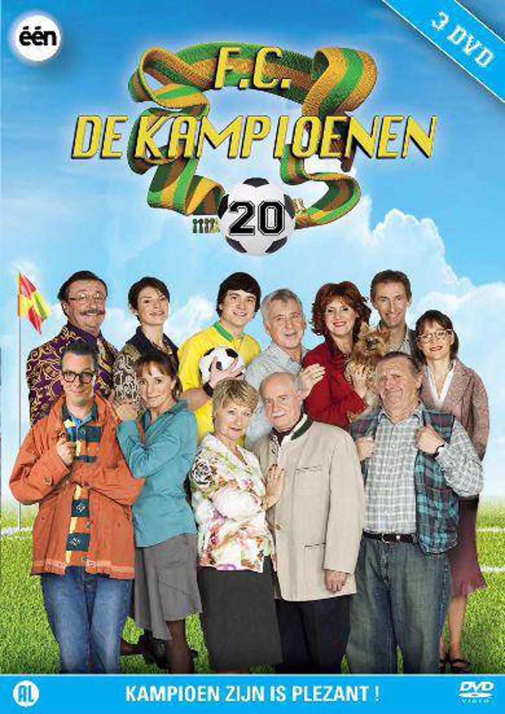 F.C. de kampioenen - Seizoen 20 (DVD)