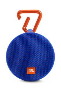 JBL Clip 2  bluetooth speaker blauw