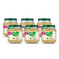 Olvarit babyvoeding bloemkool 4+ mnd (6 x 125 gram)