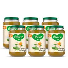 babyvoeding spinazie witvis rijst 6+ mnd (6 x 200 gram)