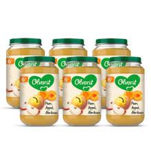 babyvoeding peer appel abrikoos 6+ mnd (6 x 200 gram)