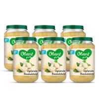 Olvarit babyvoeding bloemkoolschotel 8+ mnd (6 x 200 gram)