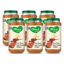 babyvoeding bruine bonen appel aardappel 15+ mnd (6 x 250 gram)