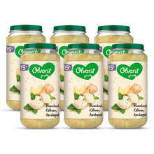 babyvoeding bloemkool kalkoen aardappel 15+ mnd (6 x 250 gram)