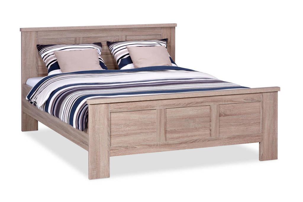 Beter Bed bed Andes (140x200 cm), Truffel eiken