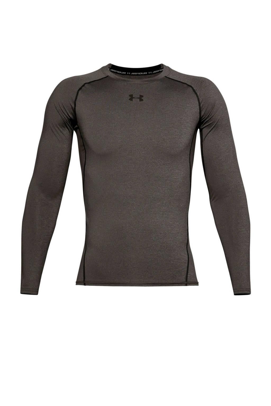 Under Armour   sport T-shirt Heatgear, Grijs