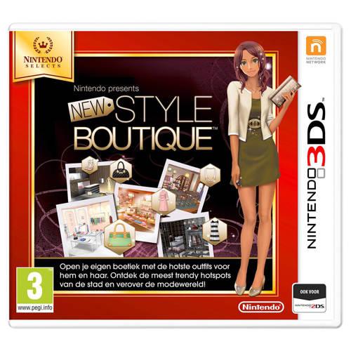 New Style Boutique (Nintendo 3DS) kopen