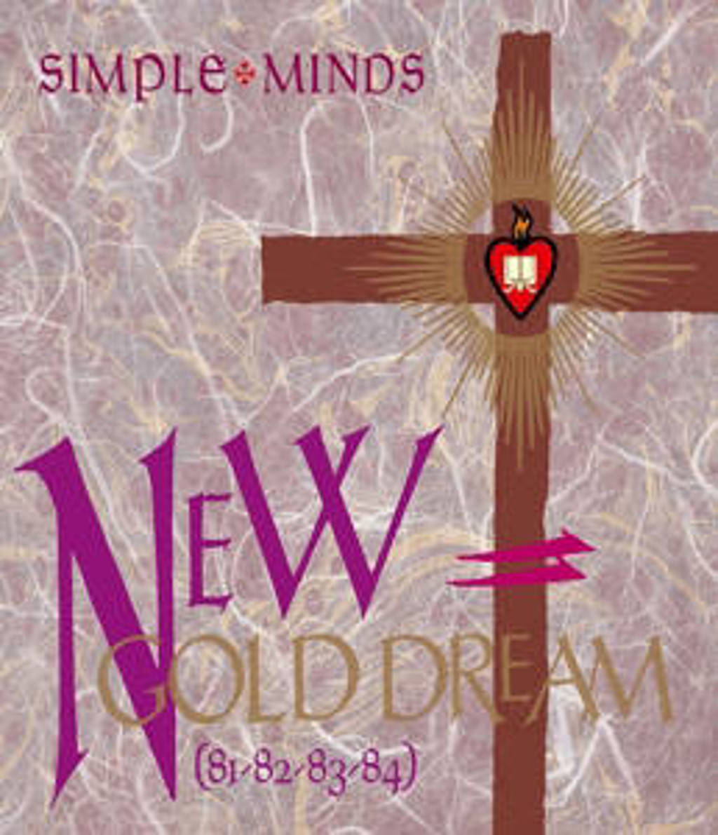 Simple Minds - New Gold Dream (81/82/83/84) (Blu-ray)